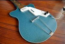 Guitars/Basses / by Randall Matson
