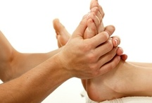 Foot Therapy / How and why foot therapy and massage is so important in maintaining good mobility, balance and overall fitness in your bodys foundation.
