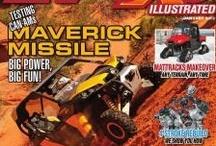ATV SxS Ilustrated Magazine