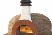 #Professional #ZioCiro #WoodfiredOvens / The standard line for #ZioCiro #wood-burningovens is offered in a kit of elements that are very simple to assemble . They are equipped with a refractory concrete dome and a refractory terracotta surface, all high quality materials. The range of different sizes, and the ability to customize the exterior finishing, will make your Zio Ciro #oven a unique and valuable object to enrich your indoor or #outdoorkitchen design. They also consume very little #wood.  Personalize your Zio Ciro Oven