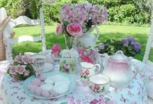 Tea party / by Becky Gomez