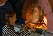 Beautiful installation of our  Zio Ciro Outdoor Woodburning Ovens