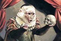 Alas, poor Yorick!  / Skulls / by Craig Williams