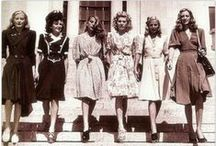 Vintage Fashion-1940's / by Cathi Stephens