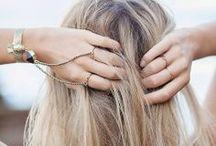 Hairstyle 'Beach Hair Don't Care'