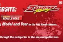 Zbroz Racing / Zbroz (short for Zollinger Brothers) is comprised of 4 brothers: Lance, Ryan, Anthony and Nathan. Zbroz Racing specializes in the niche market of snowmobile shocks, ATV shocks, and UTV Shocks. Zbroz Racing was formed in 1998