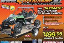 Super Clamp / Bowdriks Industries - 3650 Douglas Woods Heights Calgary, Alberta, Canada T2Z-2G4 Phone (English): 1-403-203-2210 / 1-403-700-3141 Téléphone (Francais): 1-866-550-7675 Fax: 1-403-720-251