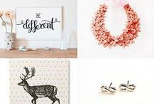 ETSY Treasuries / etsy collections - click the image to see all collection