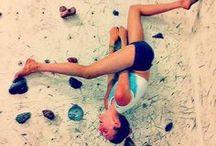 Climbing / by Kaiya Irion