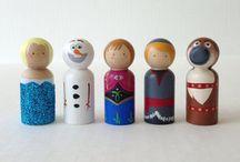 Rainy day kiddie crafts