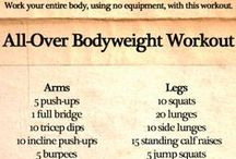At-Home Workouts - Live Life Bravely