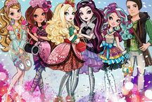 Ever After High!! / by Kay Bug