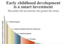 Benefits of ECE in Community / Human capital creates economic capital. The viability of our economy greatly depends on the skills and abilities of its workforce, and the development of Nevada's workforce starts at birth! Learn why preschool has a large ROI and what it can do to help Nevada.