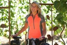 Tonik Jerseys / With flattering lines, longer fabric in the back, and gripper tape to keep it from riding up, our jerseys were designed for comfort and confidence!