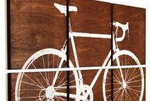 Bike Art / Biking decór we love