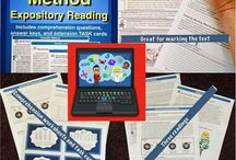Expository Reading / science expository reading