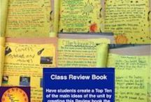 Review Activities / task cards to review science topics