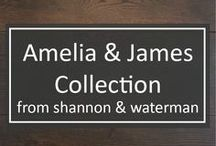 Amelia & James Collection / The Shannon Legacy tells the story of generations dedicated to hard work, sustainable forestry and superior craftsmanship.