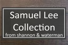 Samuel Lee Collection / A refined collection of wide plank flooring devoted to the five generations of lineage of the Shannon Family Lumber business.