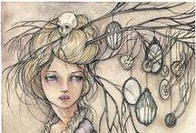 illustration / by Diane Reid