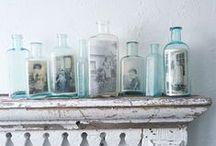 bottles / by Diane Reid