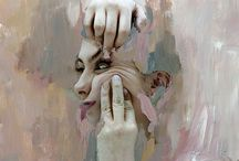 Art - Evocative Paintings / Show me life. Paint me a smile. Make me feel.