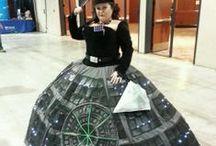 Ideas - Geekness / Shiny. Peace and long life. Use the Force, Luke. Close the gate!