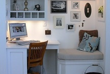 Office spaces / by Marji Roy