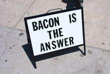 I Love Bacon! / The board says it all^^ / by Ashlynn Lee