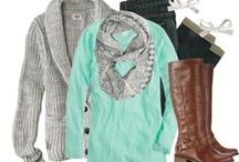 Winter/Fall Closet / by Christina Kirk