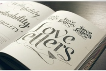 Typography / Lettering