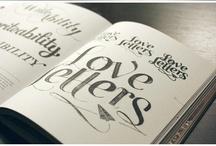 Typography / Lettering / by Jenny Noisy