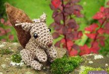 Crocheted / Crocheted by TamaraART  http://aramatamara.blogspot.com