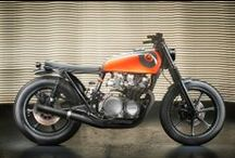 Kawasaki Cafe Racers / Kawasaki based Cafe Racers / by Return of the Cafe Racers