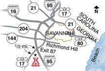 Richmond Hill/Savannah  / by Sandi Burgess