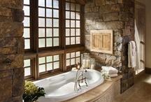 Bedrooms/Bathrooms / by Sandi Burgess