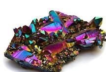 Crystals & Stones / by Sandi Burgess