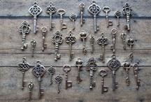 Keys / by Sandi Burgess
