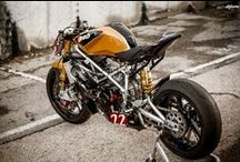 Ducati Cafe Racers / Ducati based Cafe Racers / by Return of the Cafe Racers