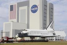 Kennedy Space Center/NASA / by Sandi Burgess