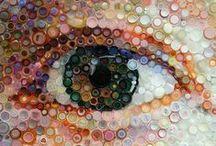 Art - Mosaics / Pieces of beauty.