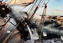 Things - Old Ships / Sail the sea.