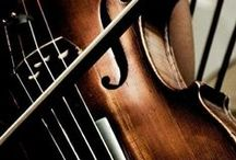 Music - Just Violins / Four string songs.
