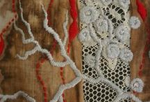 """Community: Textile Art and Mixed Media / A community / group board for Textile and Mixed Media Art.  Please avoid """"spamming"""" the board. Hope you enjoy the community!"""