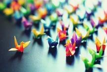 Origami / by Jenny Noisy