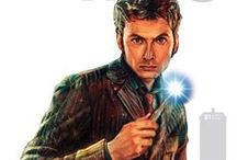 Art - Doctor Who / Allons-y!