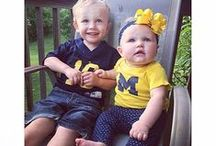 Future Wolverines / Hail to the Little Victors! / by University of Michigan