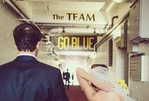 True Blue Weddings / What better wedding colors than Maize & Blue?  / by University of Michigan