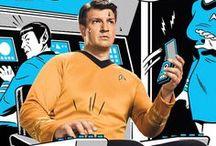 Art - Star Trek / Live long and prosper.