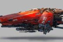Art - Concept Art - Vehicles